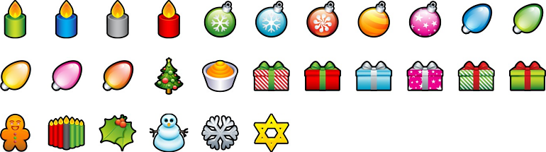 Download Christmas Icons