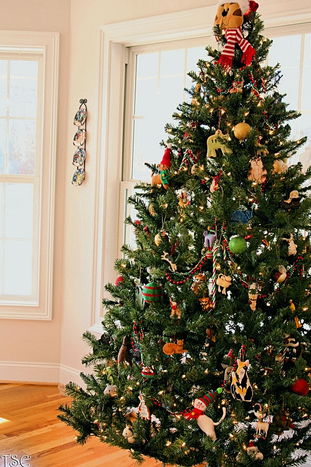 decorating christmas trees - Pics Of Decorated Christmas Trees