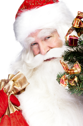the history of santa claus - Pictures Santa Claus